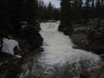 Mel and Bridal Veil Falls