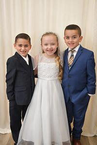Callie, Lucas, & Mikey