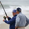 Local fishing Icons.....Calvin and Mac Simpson