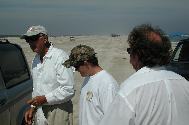 Jason and Steve Mumford and Mac Simpson  2003