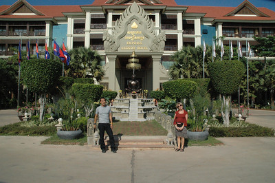 Cambodge 2006 avec Anant