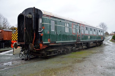 Class 101 DMU W51187 DMBS    28/11/15