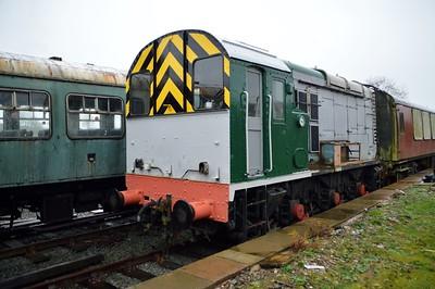 Class 08 D3019 (08012)    28/11/15