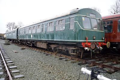 Class 101 DMU W51205 DMBS     28/11/15