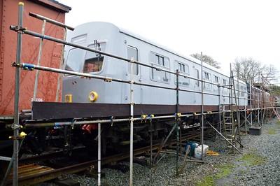 Class 101 DMU W51512 DMCL    28/11/15