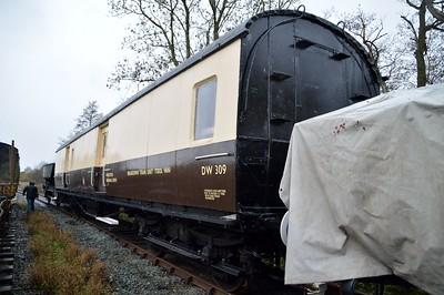 DW309 GWR BTK   28/11/15