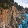 "Paul Weeks /  <a href=""http://www.PaulWeeksPhotos.com"">http://www.PaulWeeksPhotos.com</a> shooting sunset at McWay Falls in Big Sur, CA"