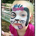 You can never have too much face paint.