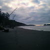 Early morning sunrise walk / shoot at Rialto Beach, Washington