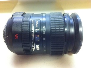 My old and trusty 18-200mm lens