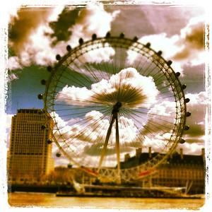 London Eye, Waterloo London