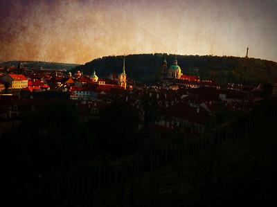 Prague late afternoon 4/30/2012