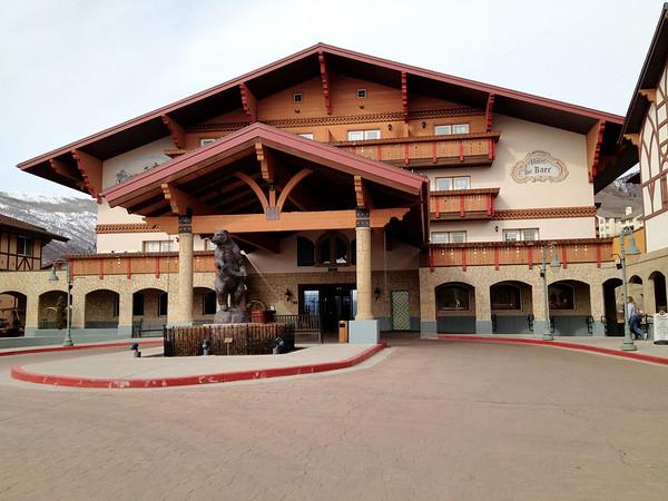 Zermatt Resort, Midway Utah