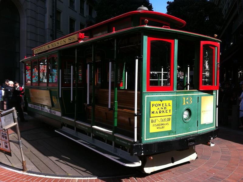 Streetcar by Gary