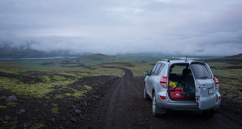"4X4 Action in Landmannalaugar, Iceland<br /> <br />  <a href=""http://en.wikipedia.org/wiki/Landmannalaugar"">http://en.wikipedia.org/wiki/Landmannalaugar</a>"