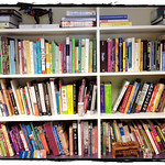 Beth's bookshelf