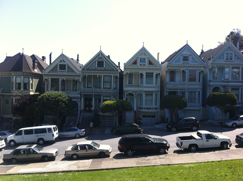 The Painted Ladies by Gary