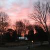 Sunrise over the Danvers-Beverly Borderland.