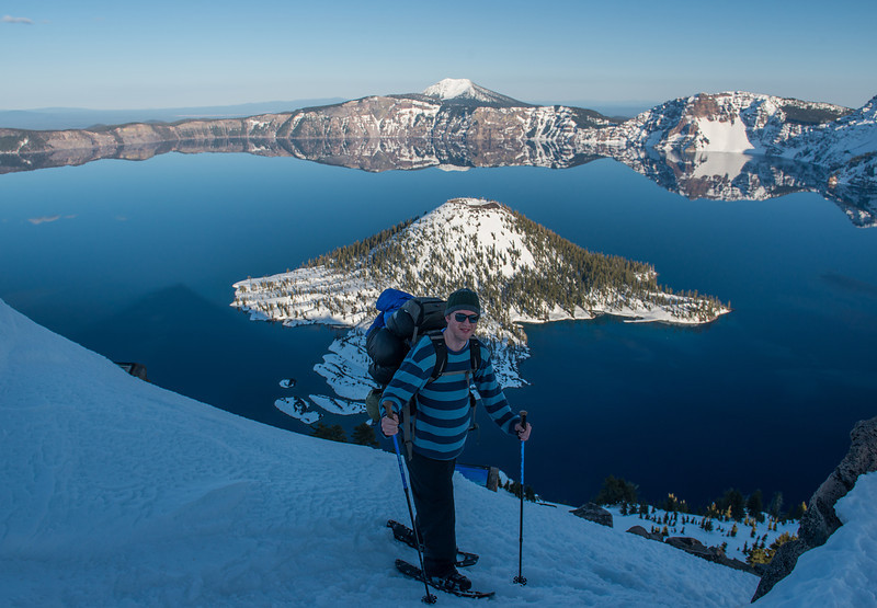 "Exploring / Camping high above Crater Lake, Oregon<br /> Photo Credit:  <a href=""http://www.PaulWeeksPhotos.com"">http://www.PaulWeeksPhotos.com</a>"