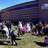 Easter Egg Hunt @ CBD -- Panorama