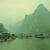 Bamboo Rafts & Karst Peaks