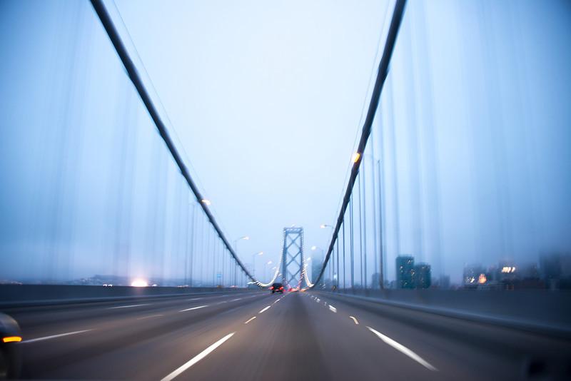 San Francisco Bound...