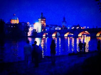 Karpov most (Prague)