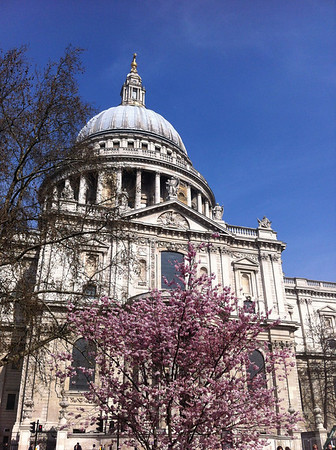 St Pauls Cathedral - London