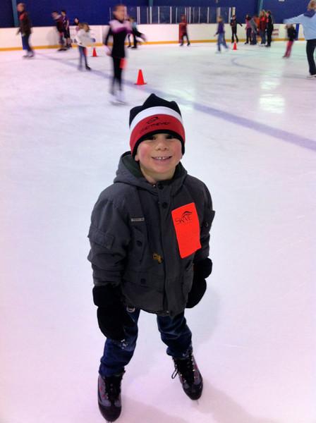 The next hockey skater