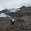 Glacier Climbing in Iceland