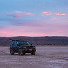 Sunset in Alvord Desert