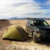 Camping in Alvord Desert Oregon Oregon