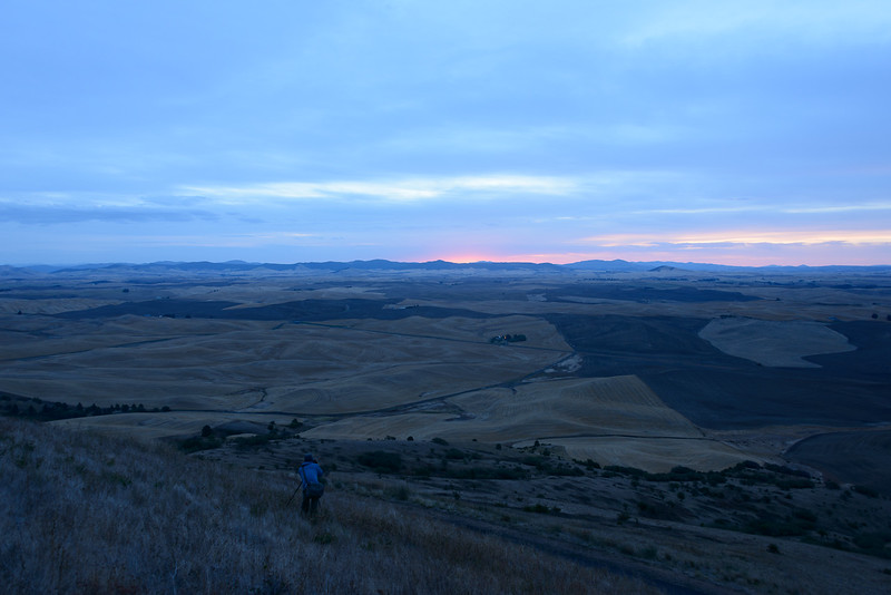 Sunrise / Palouse Washington