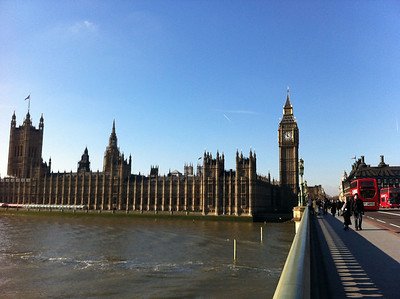 House of Commons, Big Ben, London