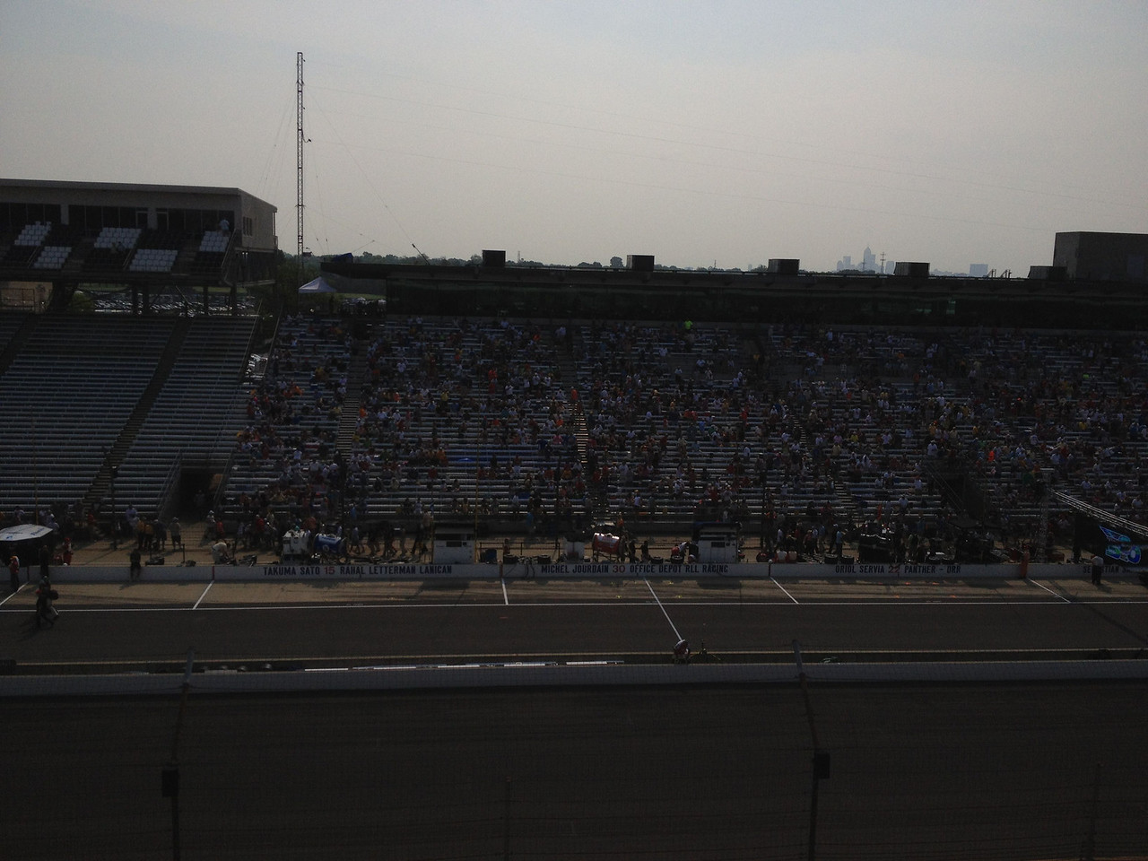 Indy carb day