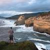 My buddy Greg Annandale shooting at Cape Kiwanda Oregon