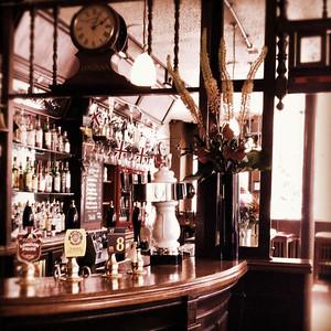 The Crown Tavern, Clerkenwell London