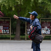 Ring thrower, Beijing China
