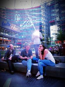 Tom, Ashley(flash) and Ema