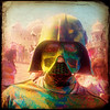 Darth at the holi