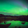 Paul Weeks Shooting the Northern Lights in Iceland