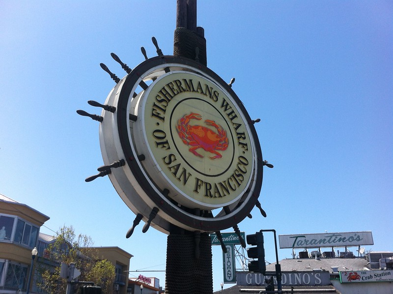 Fisherman's Wharf by Gary