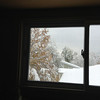 View  the snow