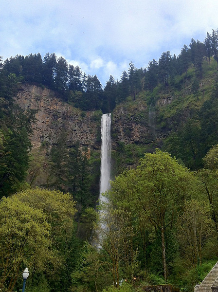 Falls in Oregon