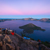 Shooting Sunset @ Crater Lake National Park with my September 2015 Night Skies of the Pacific Northwest Tour Group.