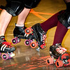 Terminal City Roller Girls  having fun