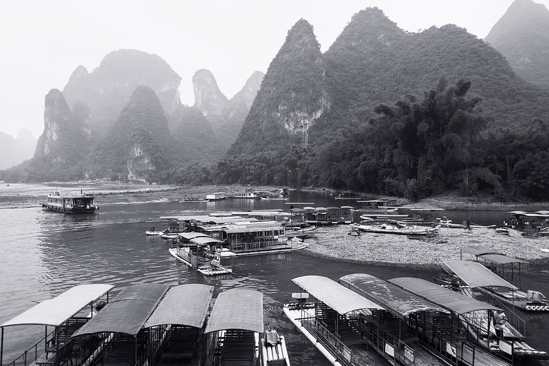 From a 2 Week Adventure into the Li River Valley of China
