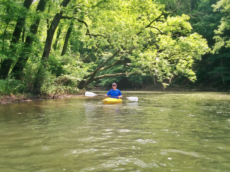Kayaking in Pennsylvania
