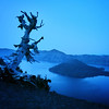 Crater Lake @ Blue Hour
