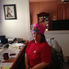 Tanya's birthday Hat